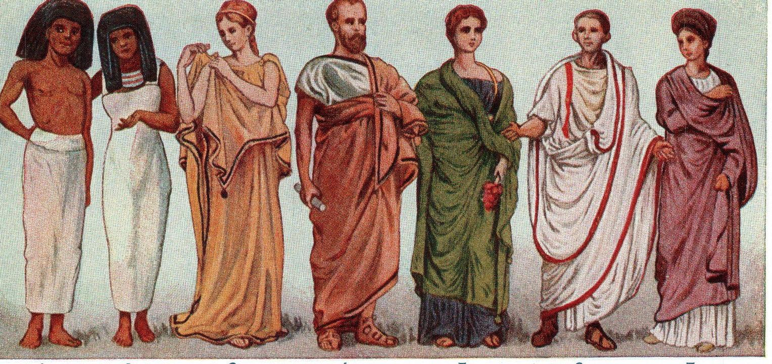 GREEK FASHION HISTORY | Aditi Karwa