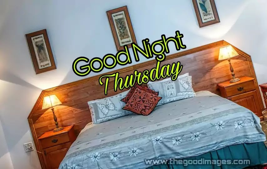 Good Night Thursday Images