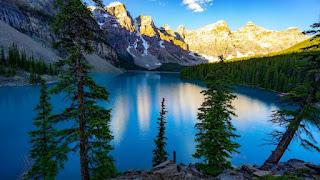 Alpine Lake -Photo by Tom Gainor on Unsplash