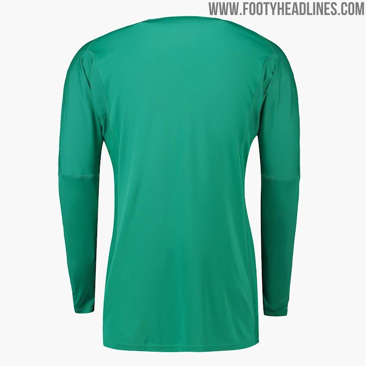 fc0b0e5b867 Manchester United 18-19 Goalkeeper Kit Released - Footy Headlines
