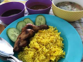 Resepi Nasi Ayam Marjerin