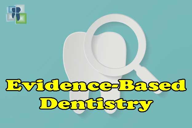 طب الأسنان المسند بالدليل - الإطباق في الأجهزة المتحركة الكاملة