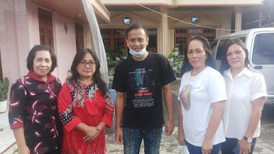 Sutradara Nasional Bayu Pamungkas Kunjungi Desa Wisata Wiau Lapi Barat