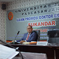 Bupati Tebo Raih Gelar Doktor Ilmu Ekonomi Unja