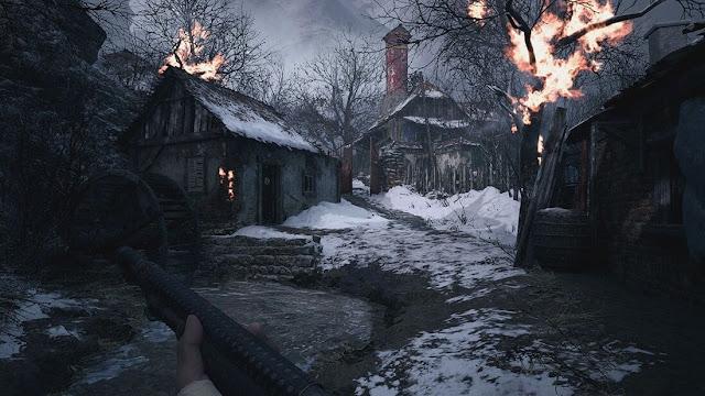 Imagem do Resident Evil Village