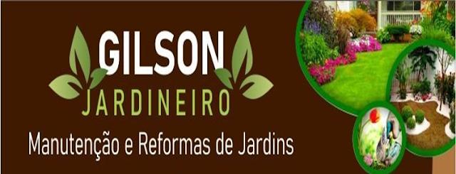 GILSON JARDINEIRO Manutenção e Reformas de Jardins