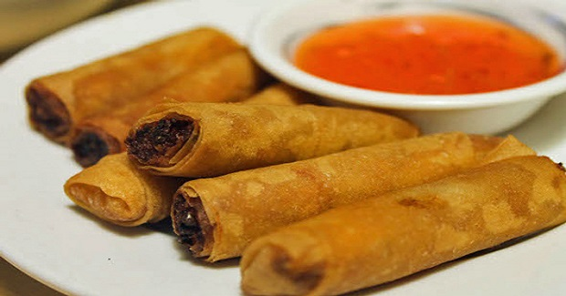 Filipino Shanghai Egg Rolls Recipe