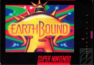 super nintendo earth bound