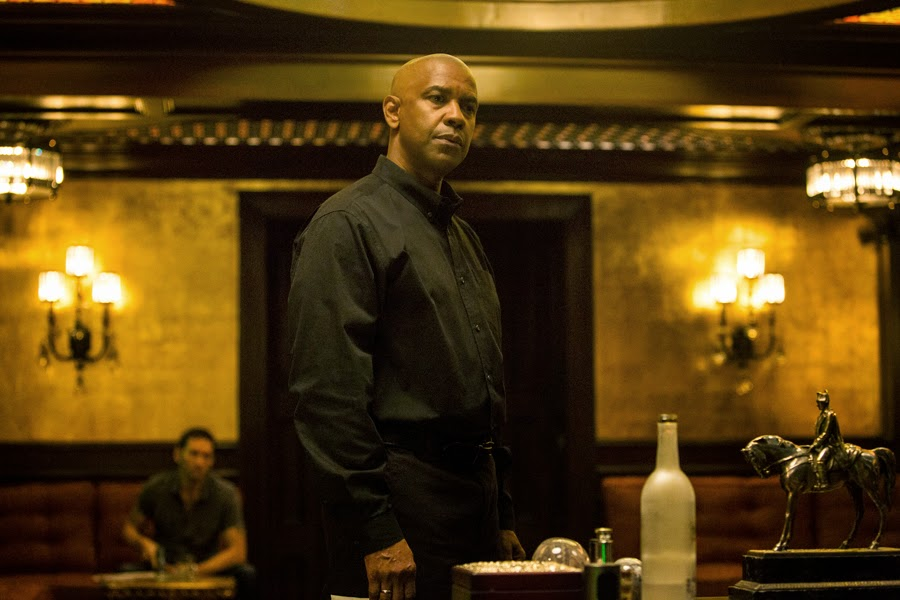 Denzel Washington în The Equalizer