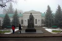 Здание музея Полтавской битвы