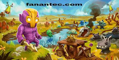 تحميل لعبة crashlands مدفوعة كاملة بحجم صغير للاندرويد اخر اصدار