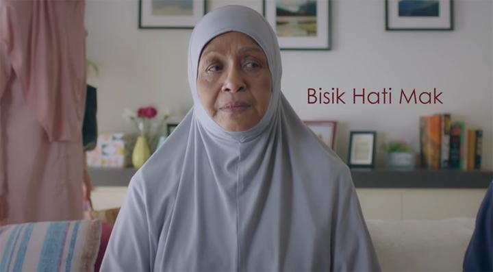 Bisik Hati Emak - Filem Pendek Raya 2018