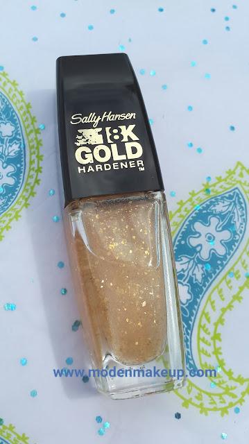 Sally Hansen 18K Gold Hardener - www.modenmakeup.com
