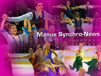 Manus Synchro-News 4/2016 Budapest Cup(National Championships, New Synchro-Magazine, Shanghai Trophy, Ticket Sale 2016 WSSC)