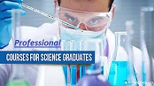 Professional courses of science: careers are special
