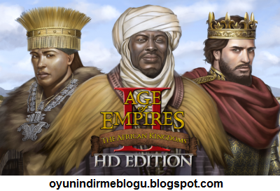 age of empires african kingdoms indir