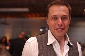 Short biography of Elon Musk in english