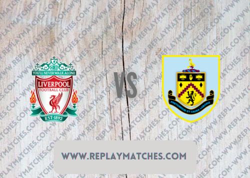 Liverpool vs Burnley -Highlights 21 August 2021