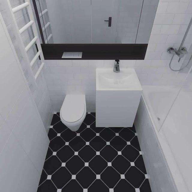 Fliesen Badezimmer Boden