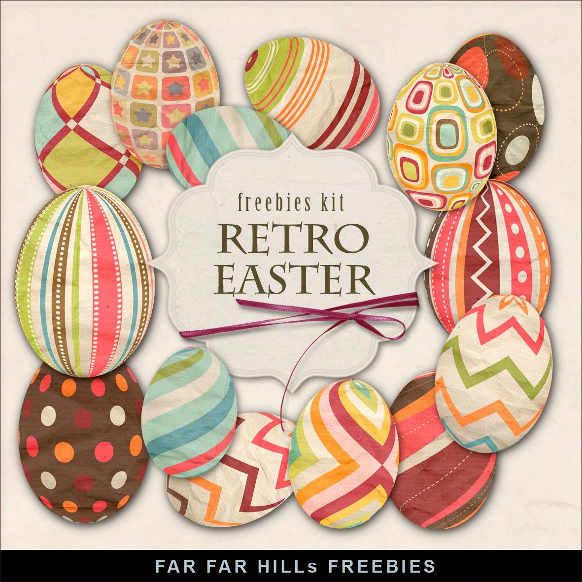 Freebies Easter Kit