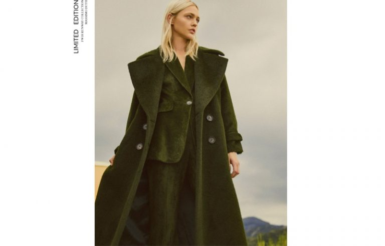 Massimo Dutti Fall/Winter 2018 Limited Edition Campaign