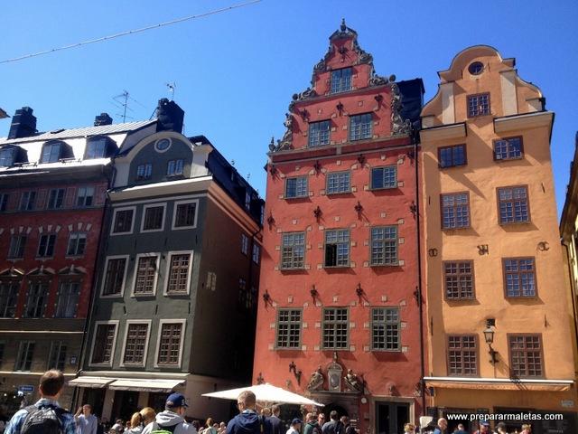 Qué ver en el centro de Estocolmo