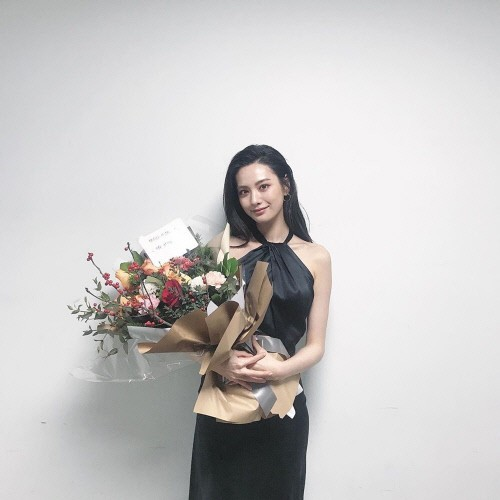 AFTERSCHOOL and Actress Nana was honored with the Excellence Award for 2019 KBS Drama Awards.