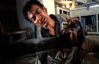 Dunia Sinema Bruce Campbell sebagai Ash dalam Evil Dead 2