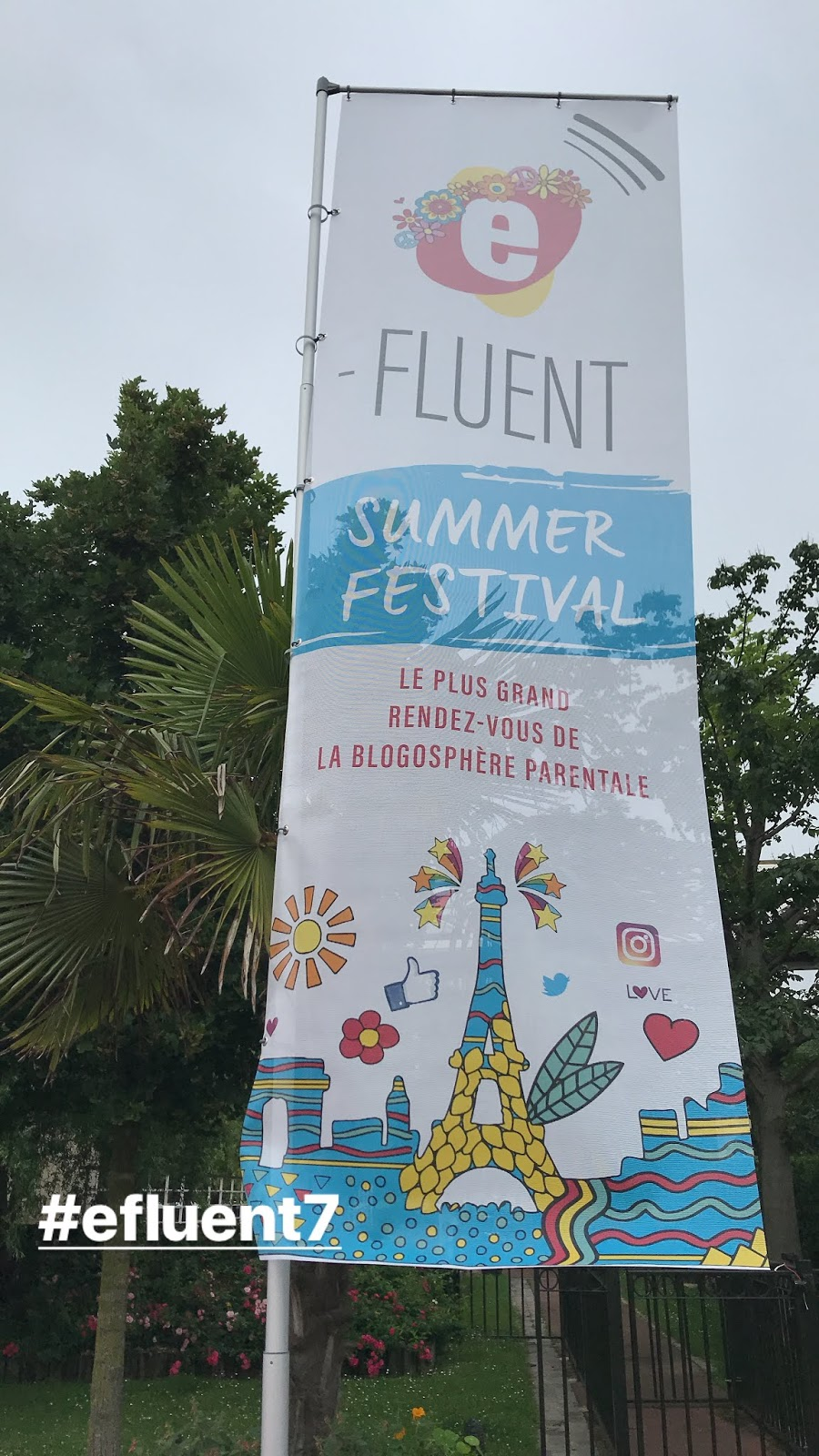 summer festival blogueuse