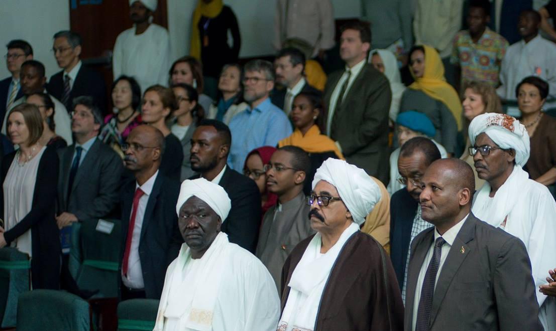 السفير سعيد يشرف إفتتاحية مهرجان الفيلم الاوربي في دورته العاشرة بالخرطوم