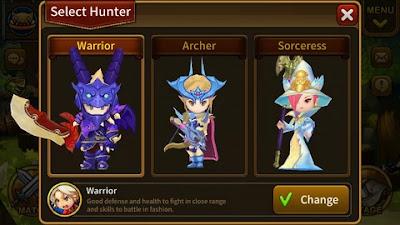 Game Guardian Hunter Mod Unlimited Mana Terbaru