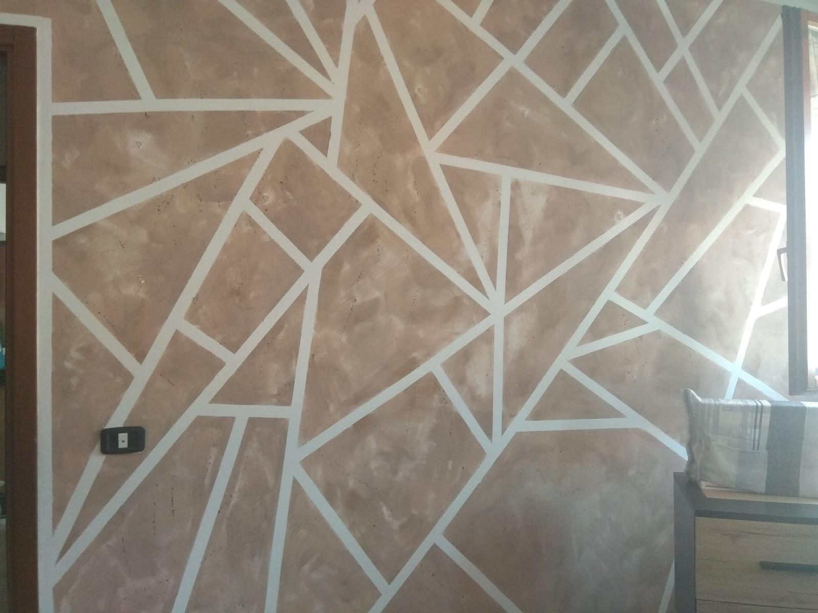 Disegni Sui Muri Di Casa come dipingere una parete in modo originale - i segreti