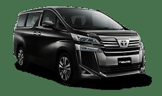 Berapa Harga Toyota All New Vellfire Tahun 2018?
