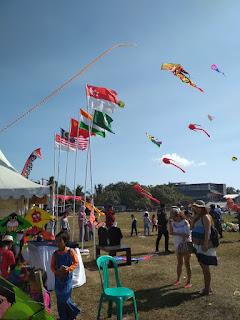International Kite Festival 2018 Pangandaran-gbr2