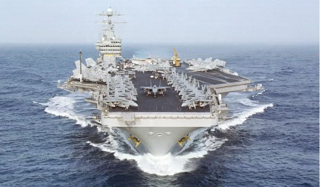 Top 10 Powerful Navy In The World