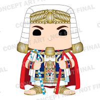 Classic TV Batman Pop!s Wave 2 King Tut