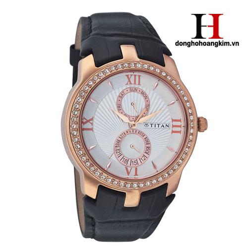 Đồng hồ đeo tay nam dây da titan bán chạy nhất 2016