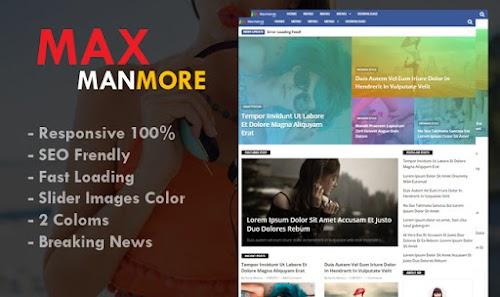 Maxmanmore Blogger Style