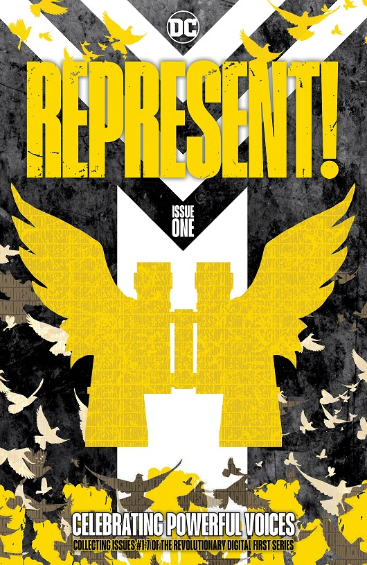Cover of Represent #1