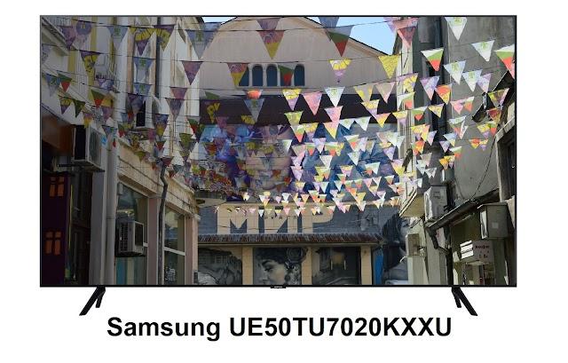 Samsung UE50TU7020KXXU 4k HDR TV
