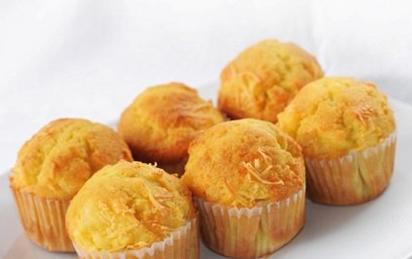 Resep Membuat Cup Cake Pisang Empuk dan Lembut