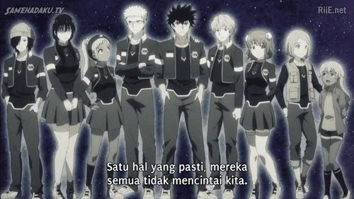 Kanata no Astra Episode 9 Subtitle Indonesia
