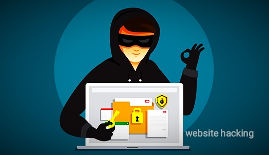 Website hacking strategy
