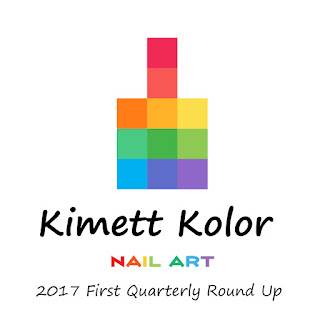 Kimett Kolor 2017 First Quarter Blog Round Up