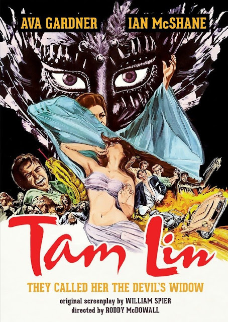 Tam Lim (1970) aka The Devil's Widow, folk horror film