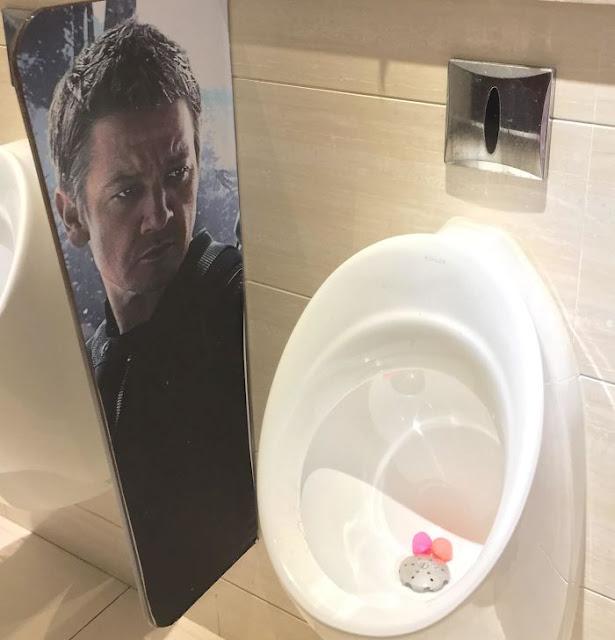 This Men's Bathroom