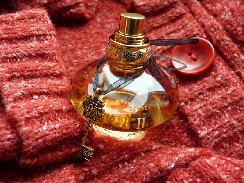 sekrety perfumy, sekret kobiecości, sekret perfumy eisenberg