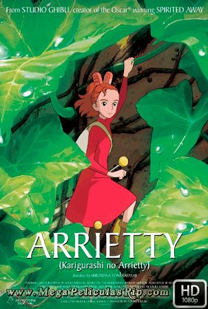 Arrietty Y El Mundo De Los Diminutos [1080p] [Latino-Japones] [MEGA]