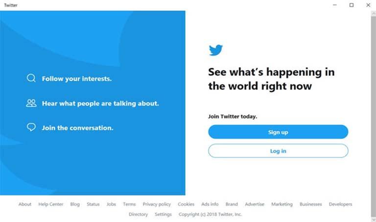 Twitter Down: Situs Tidak Dapat Diakses Oleh Pengguna Di Seluruh Dunia