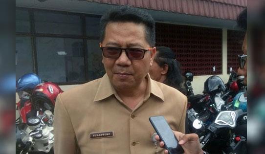 Kepala Dinas Tenaga Kerja Lumajang Suharwoko